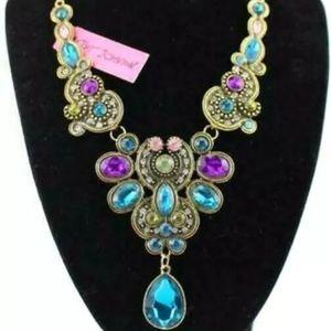 Beautiful Bohemian Style Statement Necklace